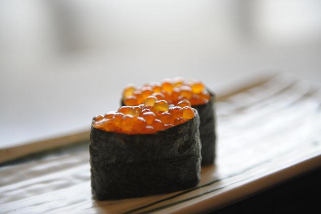 Ikura - Salmon