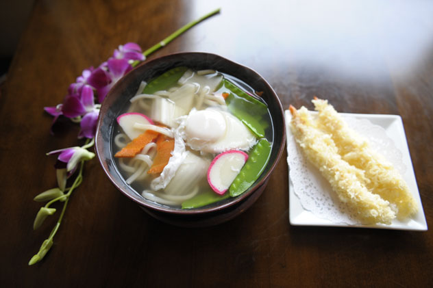 Udon Soup